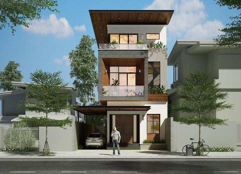 Giá hoàn thiện nhà đã xây thô 3