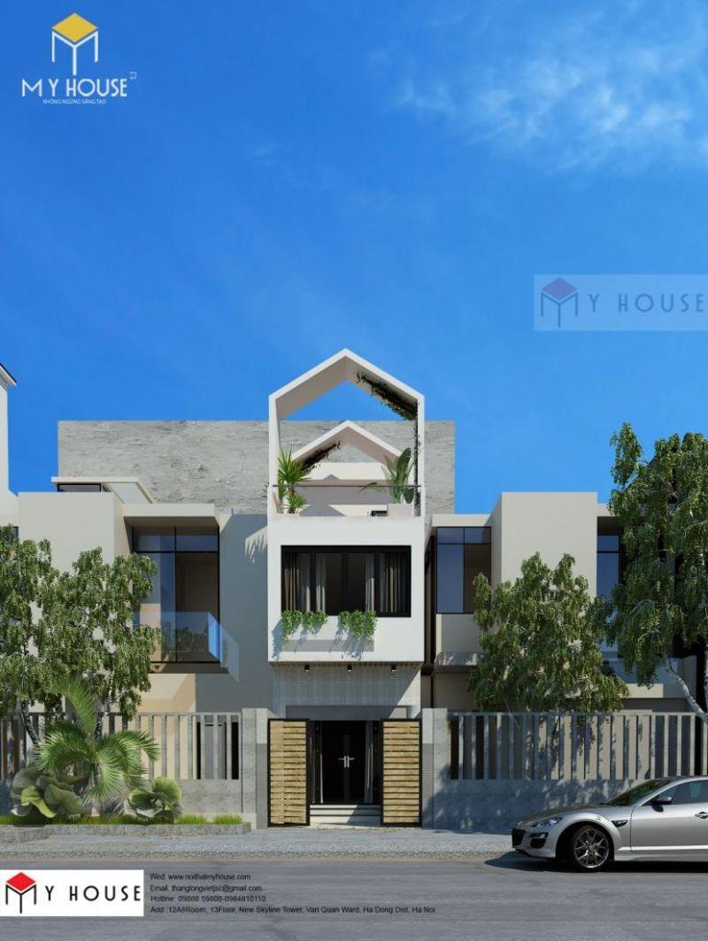 Đơn giá thiết kế nhà ( đơn giá thiết kế kiến trúc)
