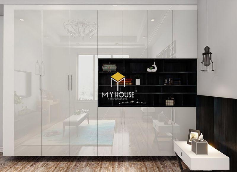 Acrylic có tính ứng dụng cao trong nội thất
