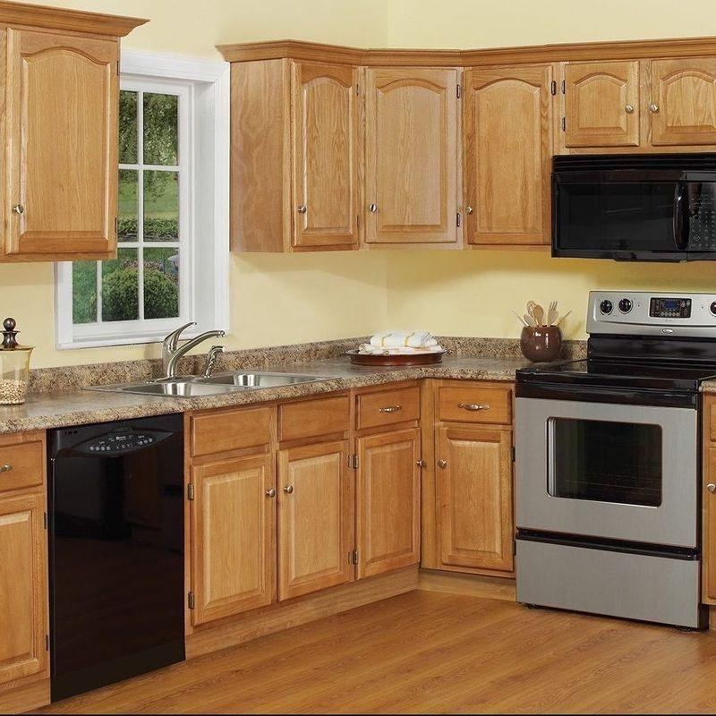 Tủ bếp có máy rửa bát âm tủ để bàn 19