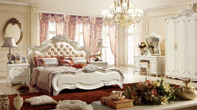 Báo giá thiết kế nội thất phòng ngủ tân cổ điển