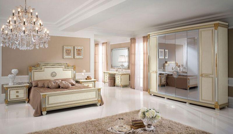 Mẫu thiết kế phòng ngủ tân cổ điển ấn tượng