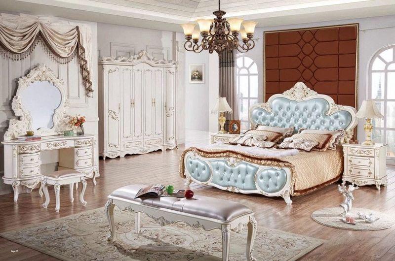 Phòng ngủ hoàng gia 6