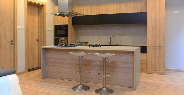 Ứng dụng của plywood phủ melamine trong nội thất 09