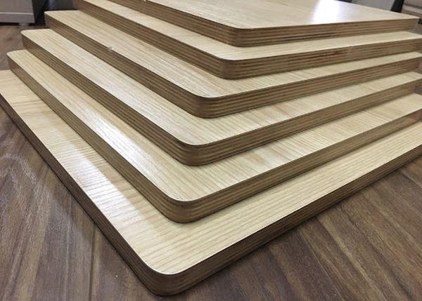 Ván plywood phủ melamine 02