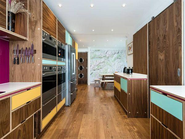 Ứng dụng của plywood phủ melamine trong nội thất 16