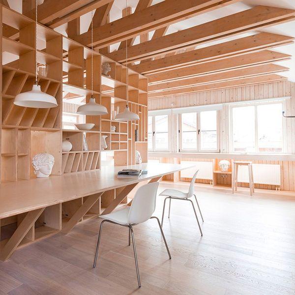 Ứng dụng của plywood phủ melamine trong nội thất 17