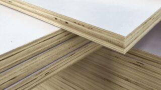 Plywood phủ Melamine 4