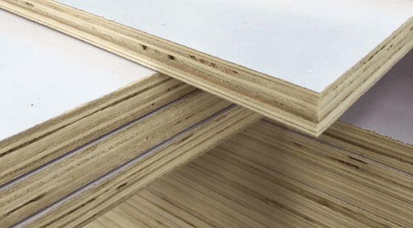 Plywood phủ Melamine 7