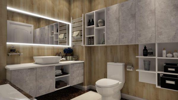 Ứng dụng của plywood phủ melamine trong nội thất 06
