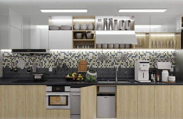 Ứng dụng của plywood phủ melamine trong nội thất 10