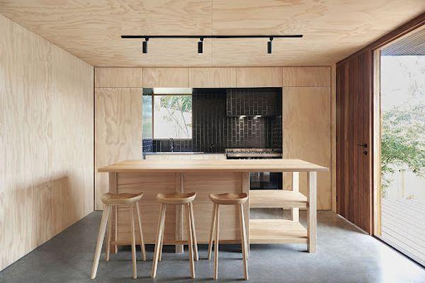 Ứng dụng của plywood phủ melamine trong nội thất 07