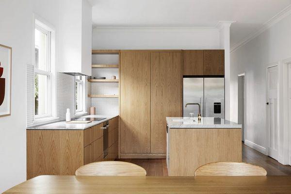 Ứng dụng của plywood phủ melamine trong nội thất 11