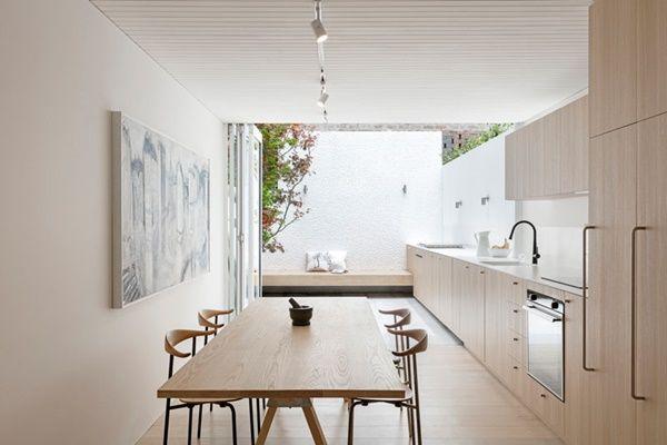 Thiết kế bếp ngoài ban công - tạo không gian độc đáo