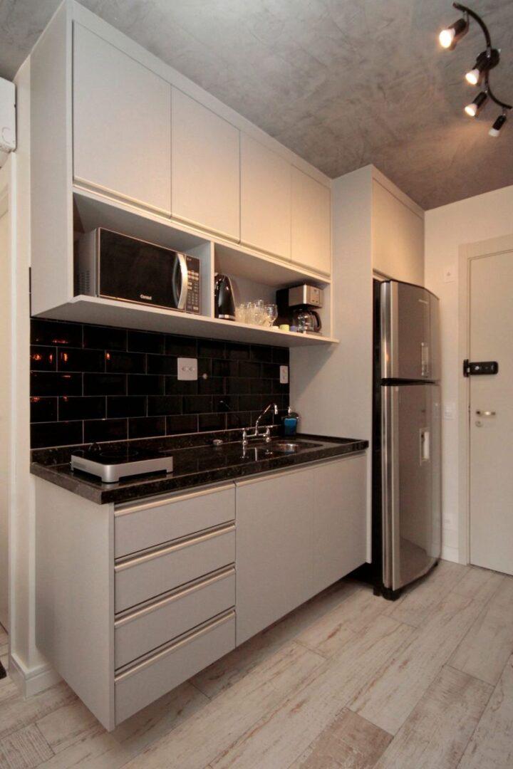 Thiết kế căn hộ studio 30m2 6