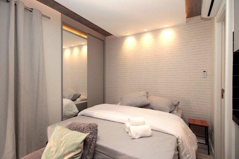 Mẫu thiết kế căn hộ studio 30m2 - 09