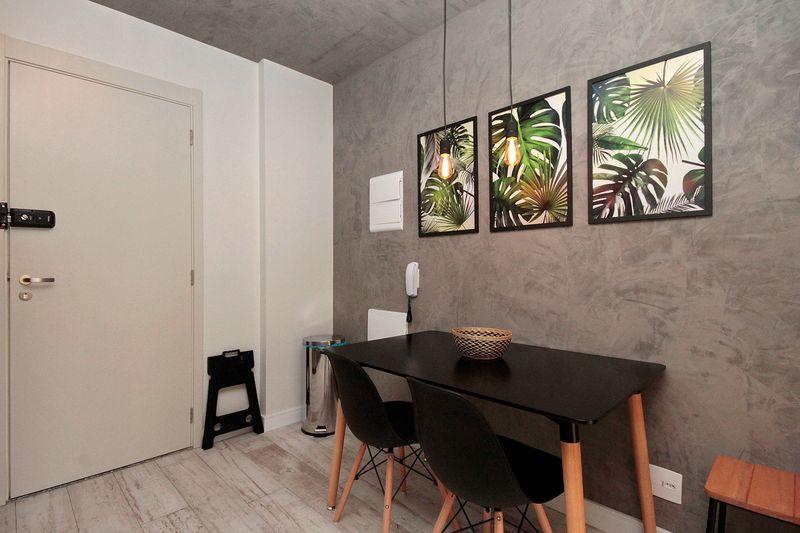 Mẫu thiết kế căn hộ studio 30m2 - 05