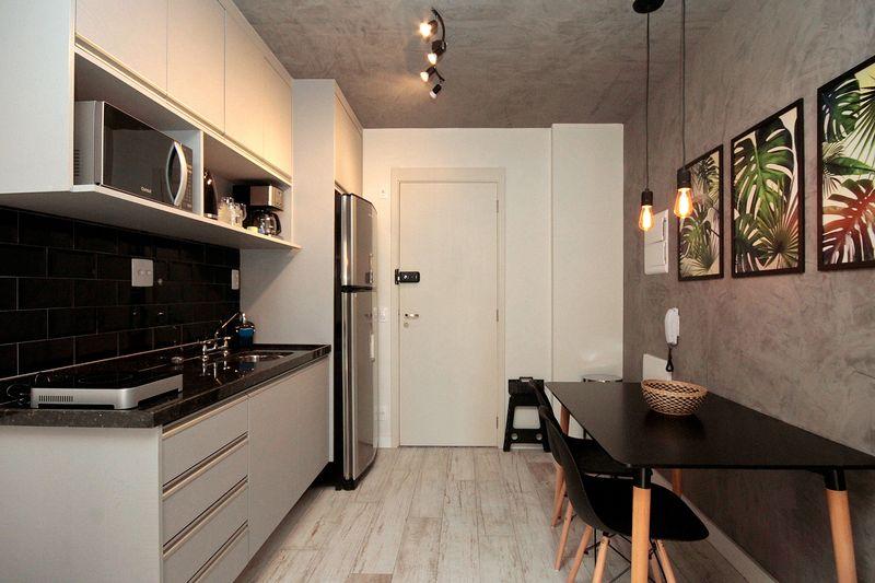 Mẫu thiết kế căn hộ studio 30m2 - 06