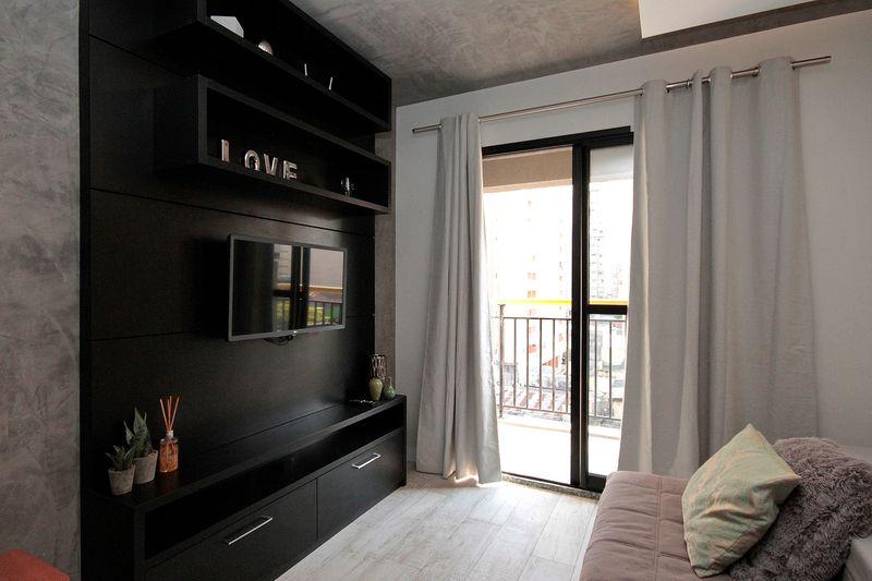 Mẫu thiết kế căn hộ studio 30m2 - 03