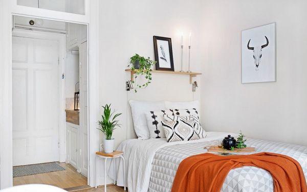 Mẫu thiết kế chung cư mini 20m2 - 02