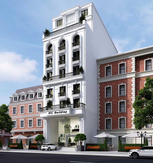 Xu hướng thiết kế khách sạn mini 6x20
