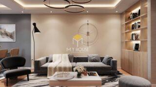 Thiết kế nội thất chung cư Royal City 6