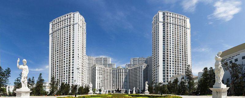 Thiết kế khu chung cư cao cấp Royal City