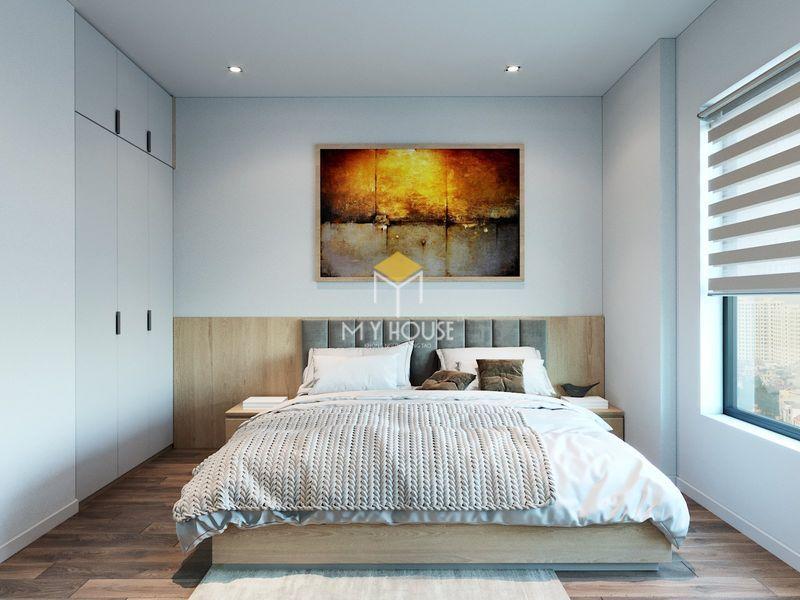 Thiết kế nội thất chung cư Royal City - Phòng ngủ 02