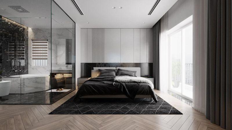Có nên thiết kế phòng ngủ có nhà vệ sinh không?