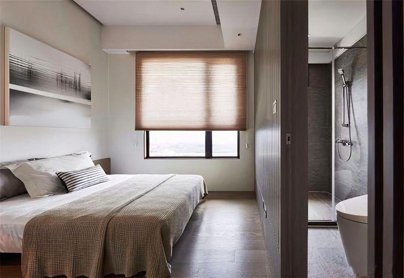 Lưu ý khi thiết kế nhà vệ sinh trong phòng ngủ - Hướng đặc bồn cầu