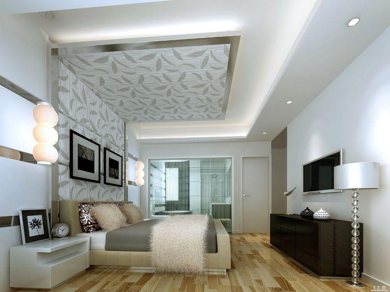 Mẫu thiết kế phòng ngủ master có nhà vệ sinh