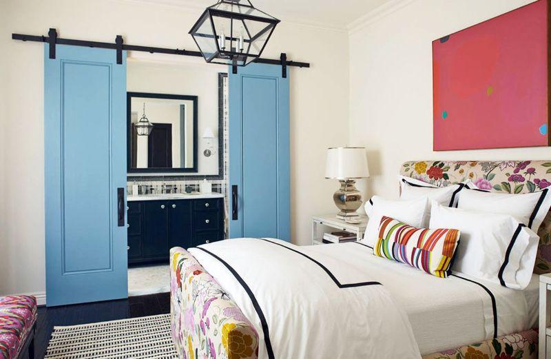 Mẫu thiết kế phòng ngủ có nhà vệ sinh đẹp phong cách châu âu