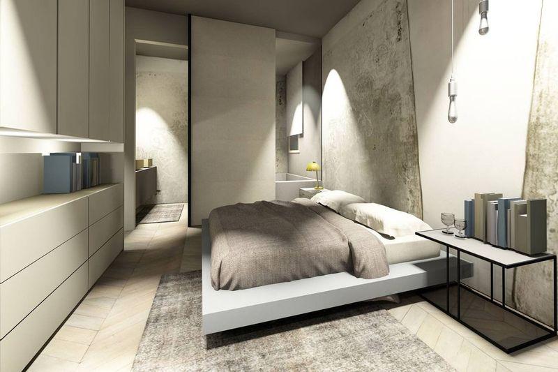 Cách thiết kế nhà vệ sinh trong phòng ngủ hợp phong thủy - Vị trí hướng đặt