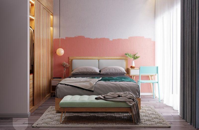 Thiết kế phòng ngủ nhỏ 6m2 không gian mở