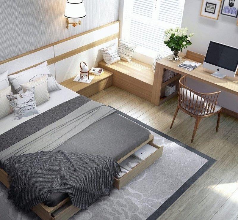 Sử dụng nội thất đa năng để tiết kiệm diện tích phòng hoàn hảo