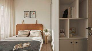 Thiết kế phòng ngủ nhỏ 6m2 10