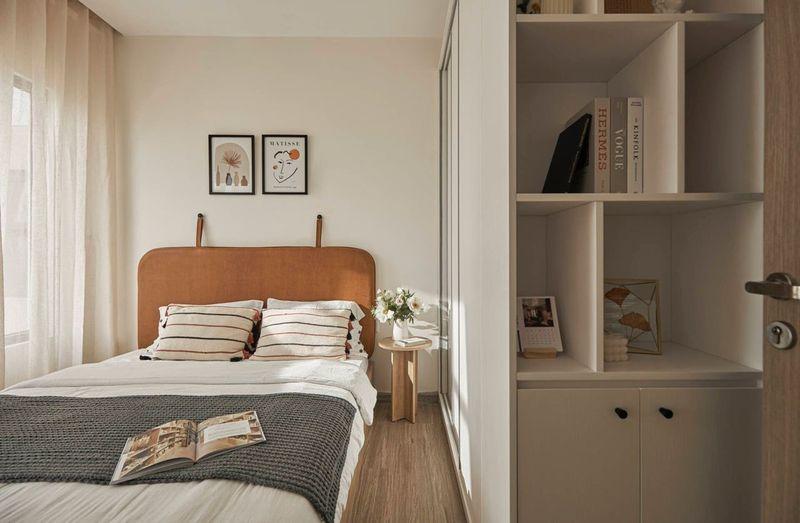 Thiết kế phòng ngủ nhỏ 6m2 3