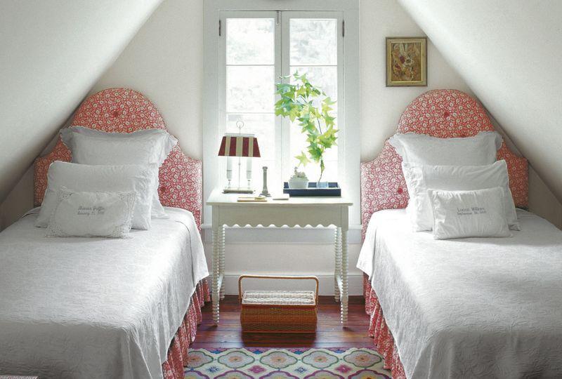 Mẫu thiết kế phòng ngủ nhỏ 6m2cho các bé