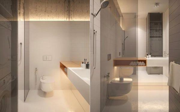 Thiết kế phòng tắm 4m2 - 09