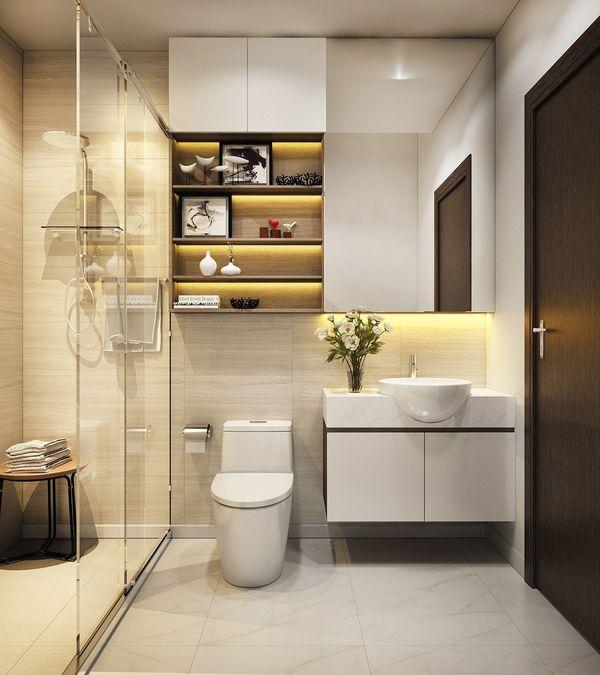 Thiết kế phòng tắm 4m2 - 14