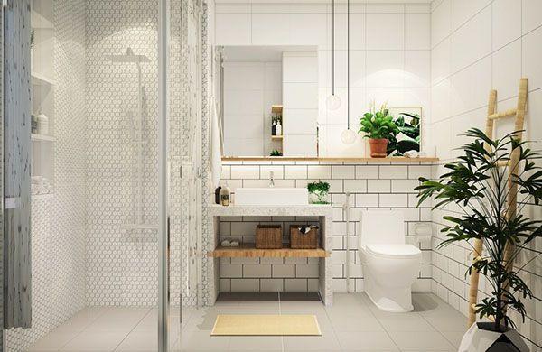 Thiết kế phòng tắm 4m2 - 06