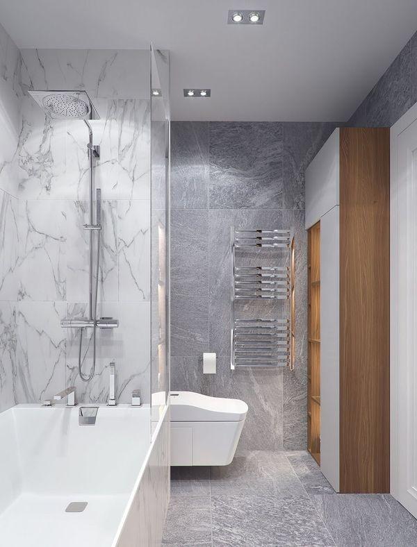Thiết kế phòng tắm 4m2 - 20