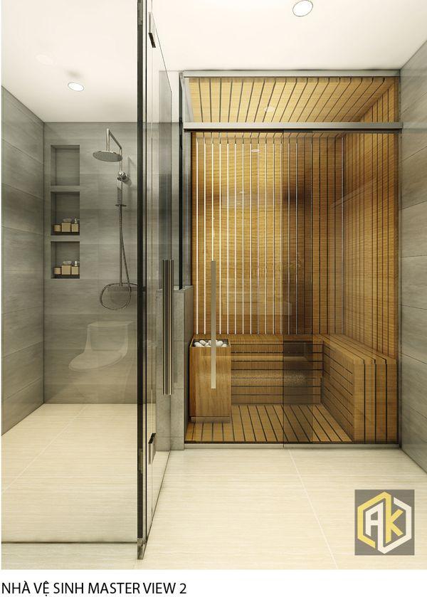 Thiết kế phòng tắm 4m2 - 23
