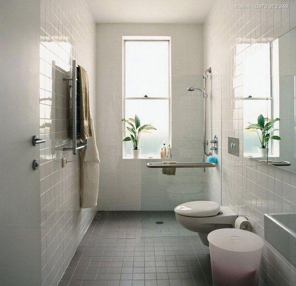 Thiết kế phòng tắm 4m2 - 07