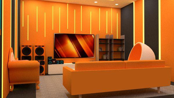 Trang trí phòng livestream - Concept ý tưởng trang trí