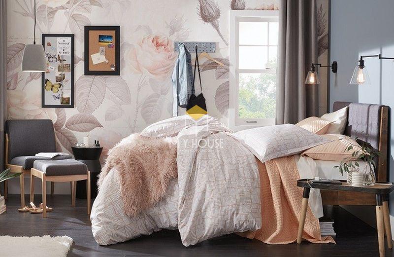 Bí quyết lựa chọn màu sắc để tạo điểm nhấn cho phòng ngủ