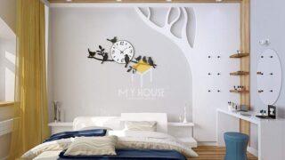 Trang trí phòng ngủ bình dân 8
