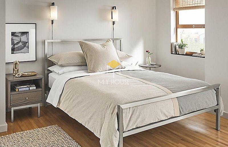 Trang trí phòng ngủ bằng đèn trang trí