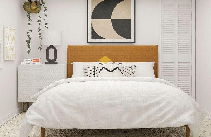 Trang trí phòng ngủ với tranh treo tường nghệ thuật