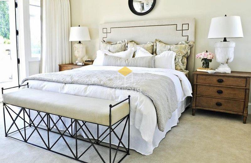 Trang trí phòng ngủ phù hợp với yếu tố phong thủy